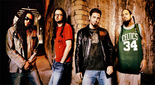 KoRn : &quot;Grce  Daphn, on a dcouvert que l'lectro c'tait bien, et on a dcid de faire un disque avec des DJ.&quot;