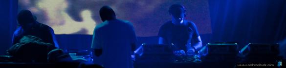 Pendulum @ La Nuit Rouge, Marseille Feb2010
